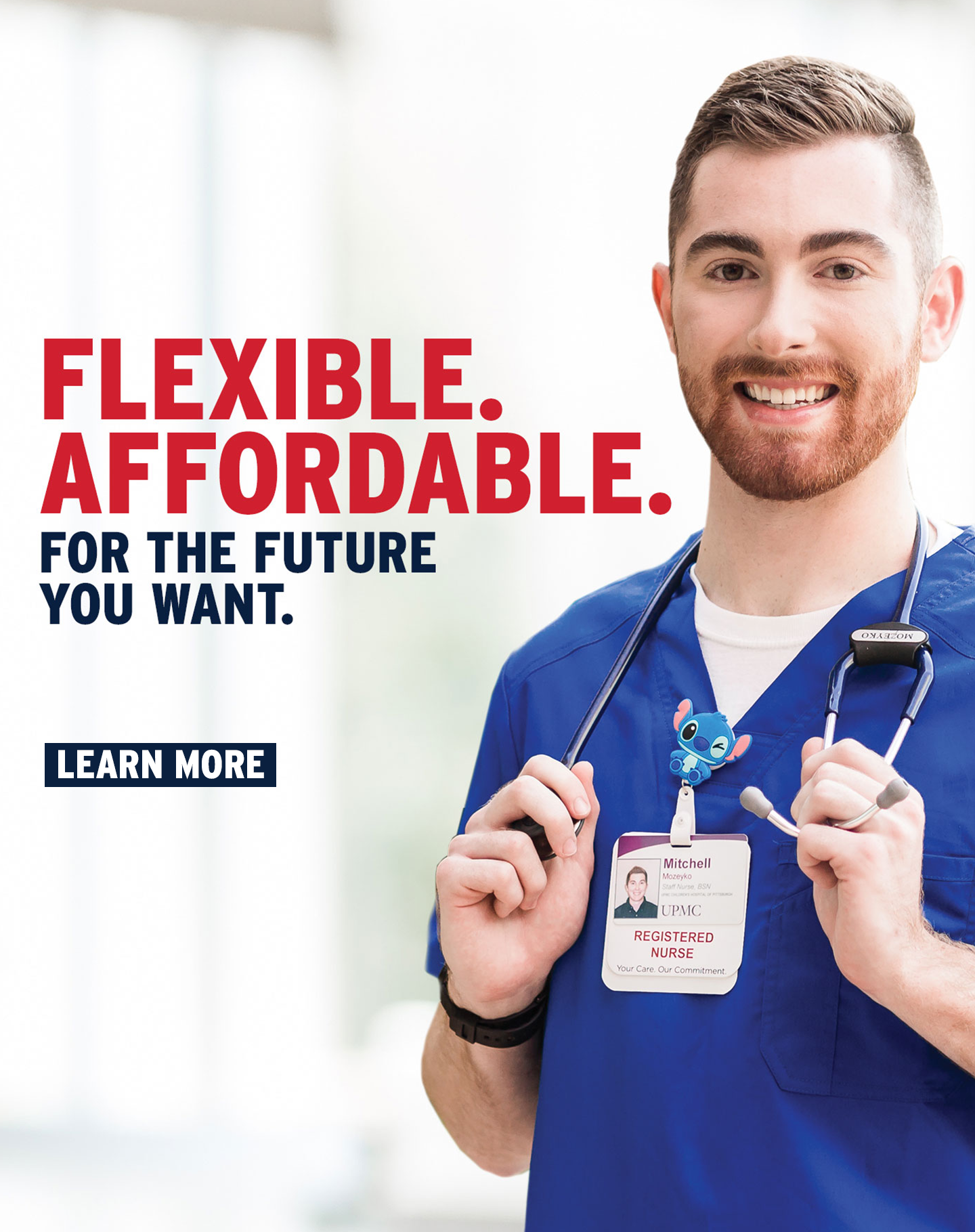 Flexible and Affordable
