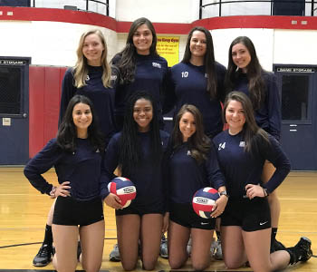 Club Sports - Women's Volleyball