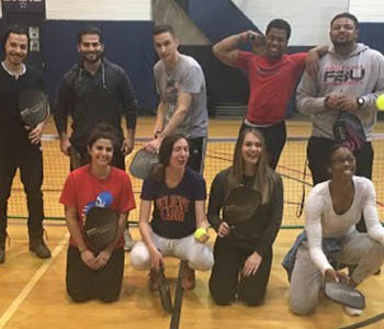Club Sports - Pickleball