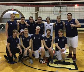Club Sports - Men's Volleyball