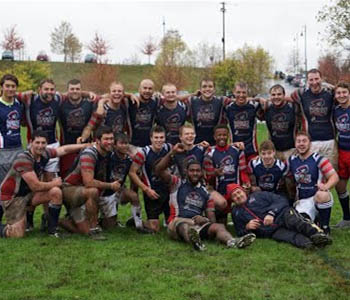 Club Sports - Men's Rugby