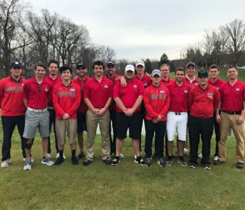 Club Sports - Men's Golf