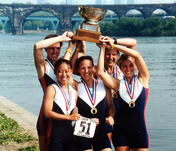 Sports Timeline - 2001 Rowing