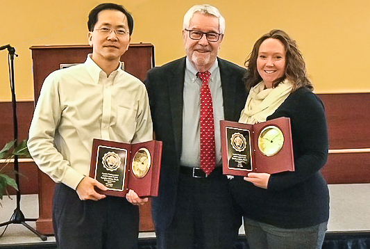 2018 President's Distinguished Faculty Achievement Awards