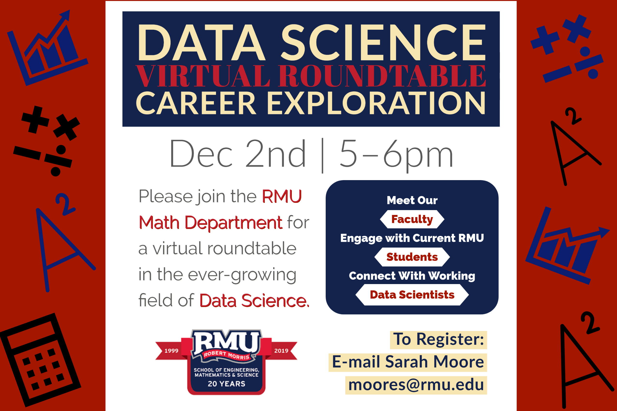 Virtual Data Science Event