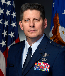 Lt. Gen. David D. Thompson
